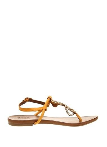 Limon Company Sandalet Hardal